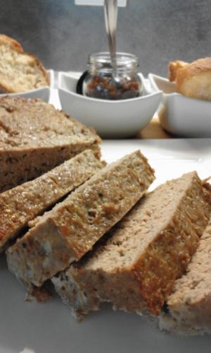 pain de viande ch'ti