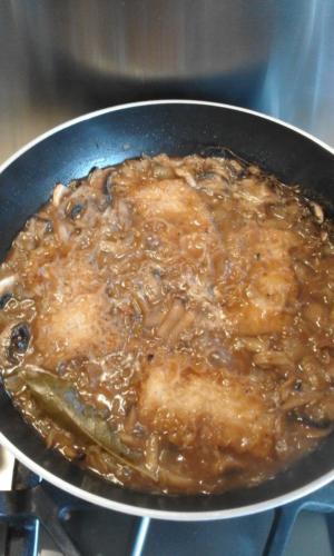 carbonnade de poisson blanc