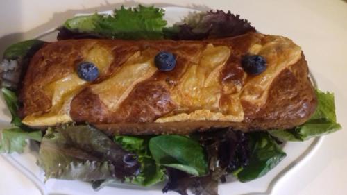 cake maroilles(ch'ti cake)